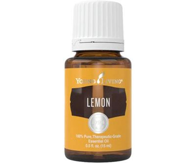 Lemon Essential Oil – Living Young